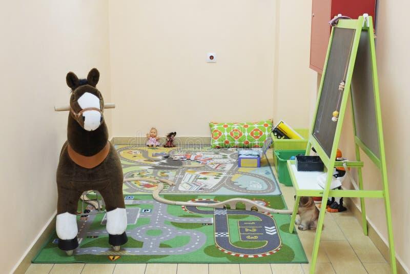 playroom fotografia stock