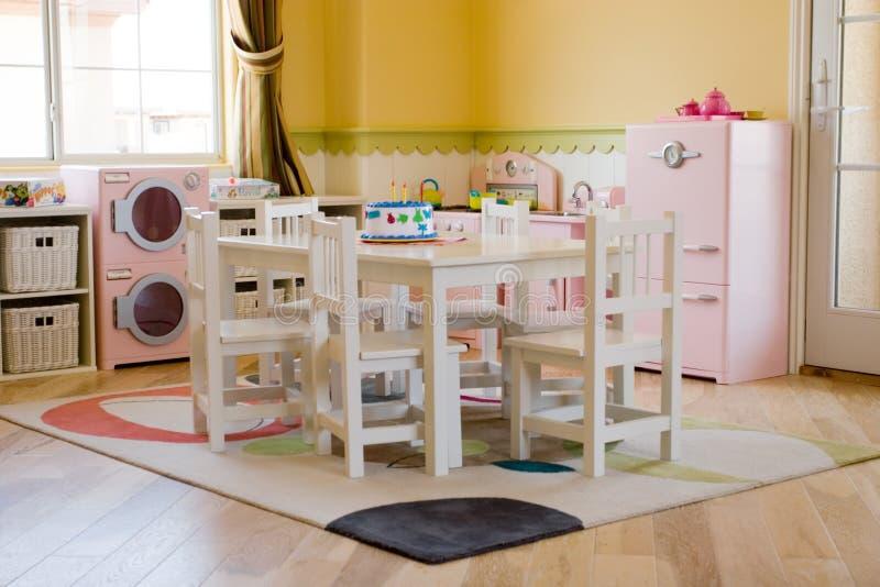 Playroom dei bambini immagini stock libere da diritti