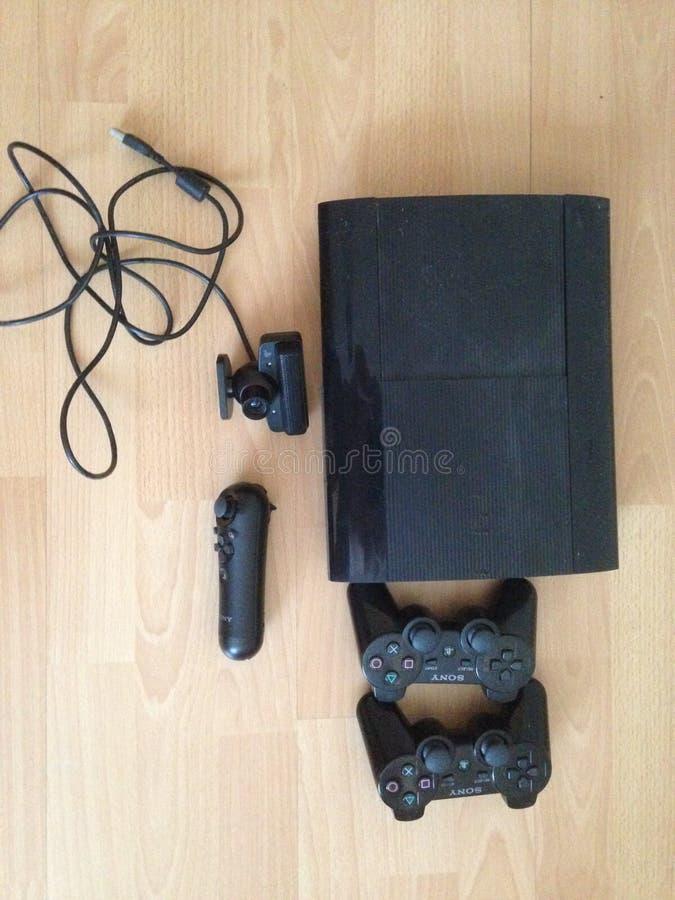 Playstation 3 fotografie stock