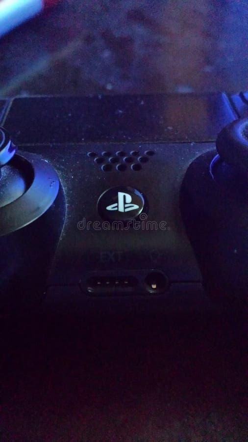 Playstation foto de archivo