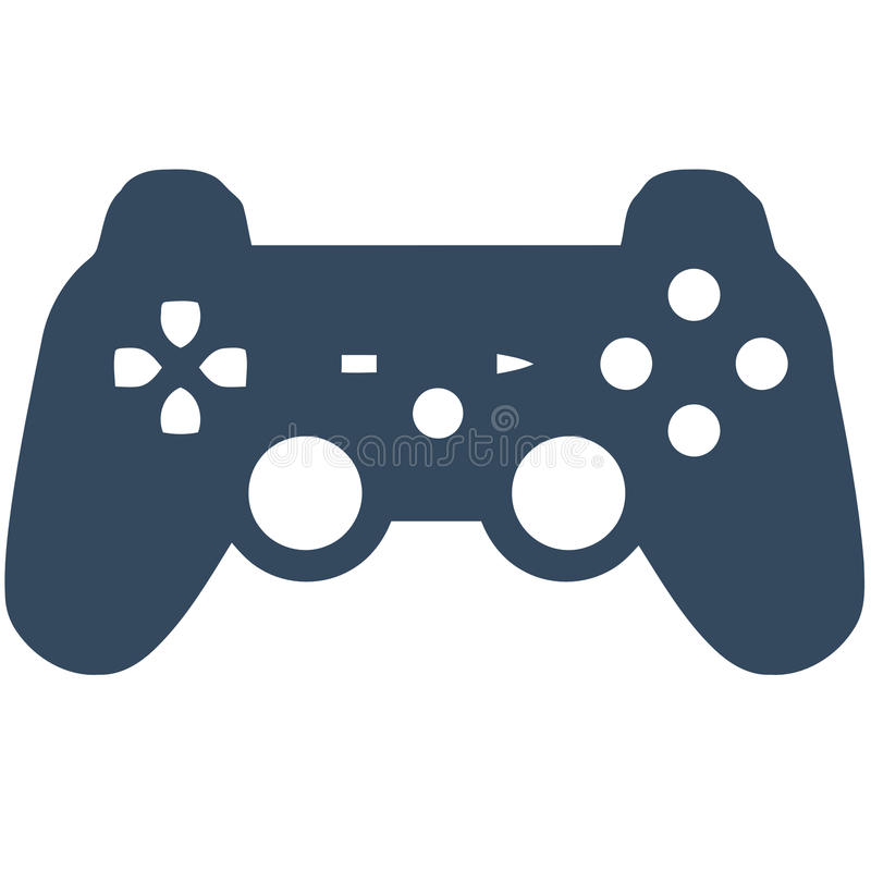 playstation game controller stock illustration illustration of rh dreamstime com game controller vector ai game controller vector free download