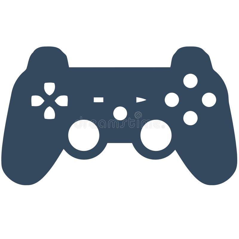 Playstation gry kontroler ilustracji