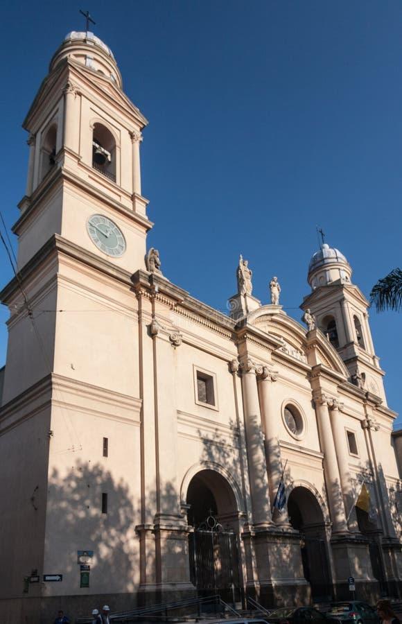Plaza Constitución de Montevideo image libre de droits