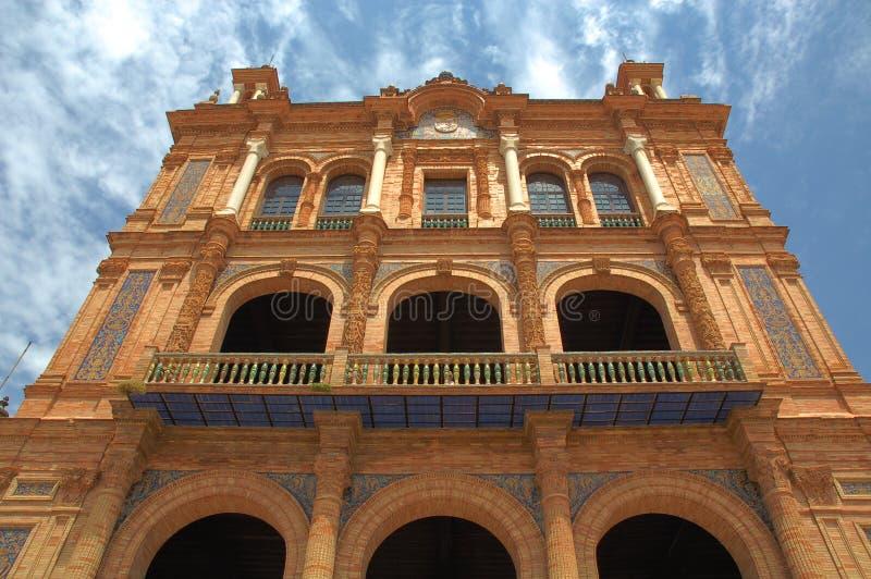 Plaza da espana immagine stock