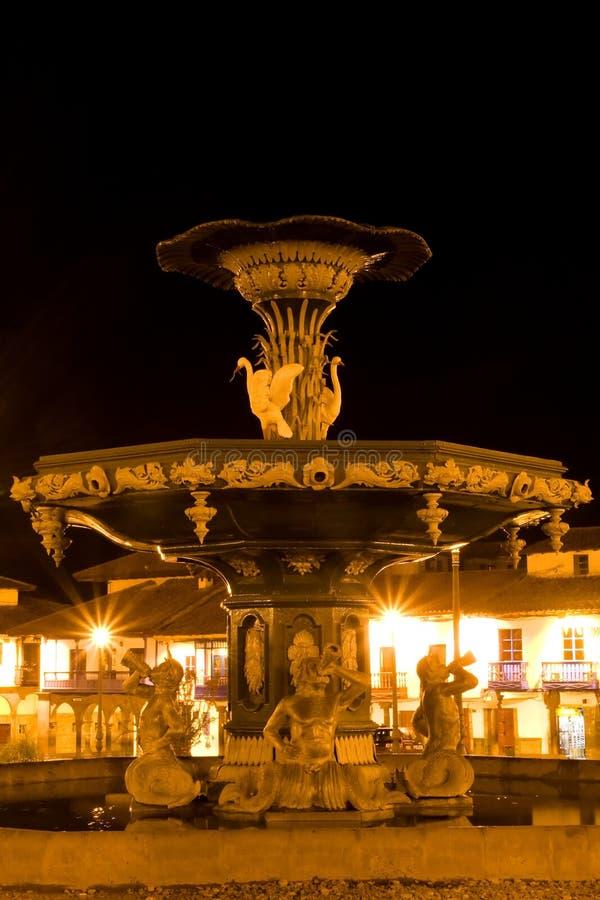 Plaza de Armas images libres de droits