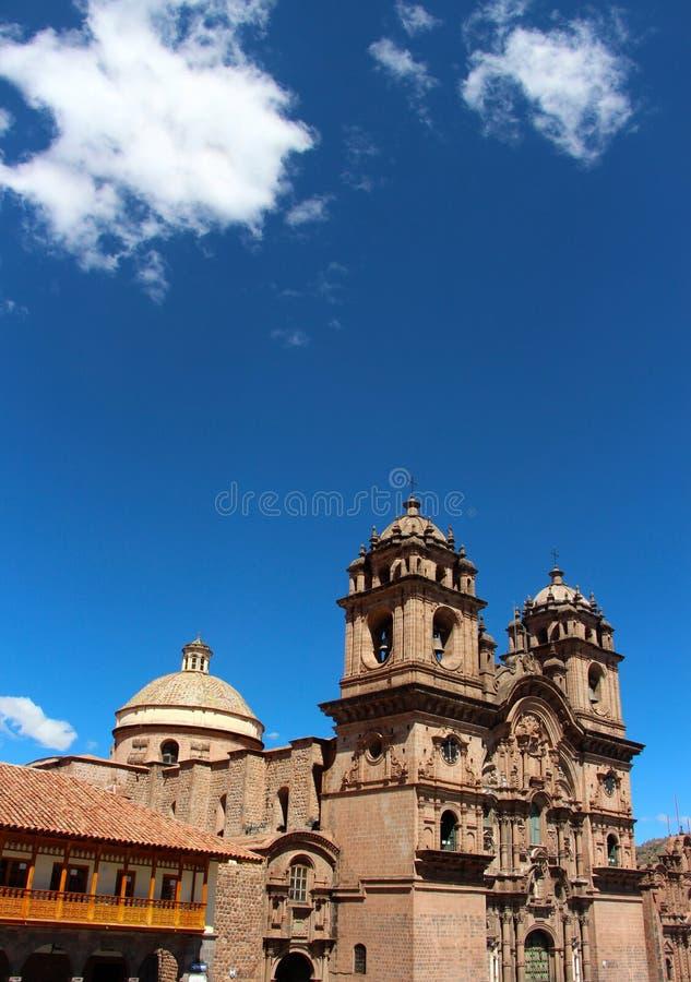Plaza de Armas, Cuzco fotografie stock