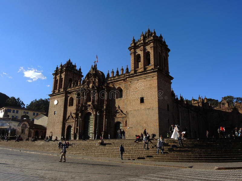 Download Plaza De Armas Dans Cusco, Pérou Photographie éditorial - Image du cuzco, architecture: 77154652