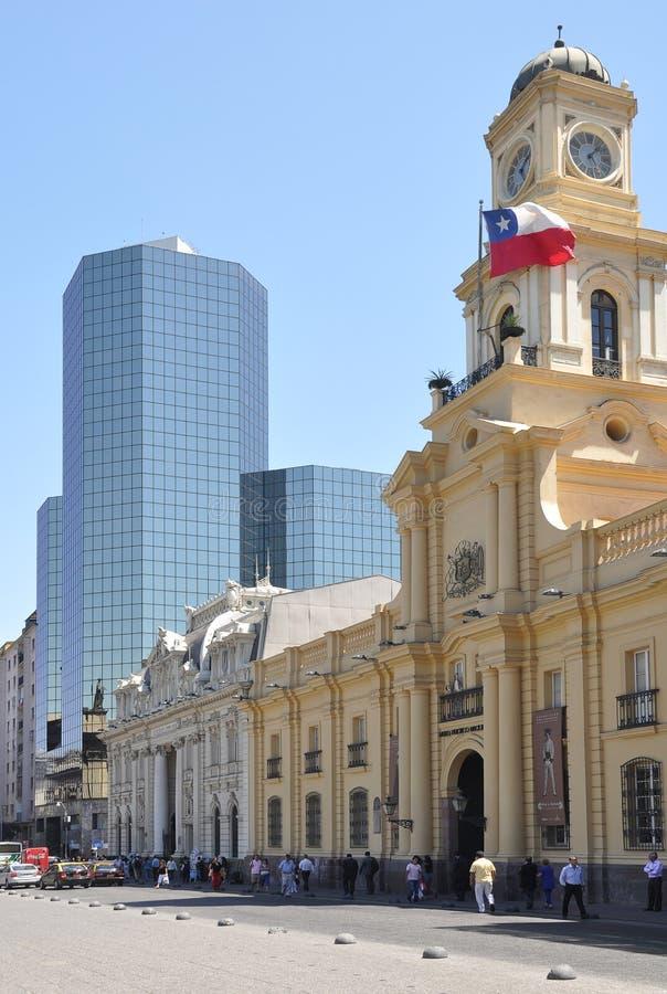 Download Plaza De Armas. Santiago De Chile. Editorial Stock Image - Image: 34940709