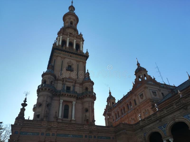 Plaza de España photos stock
