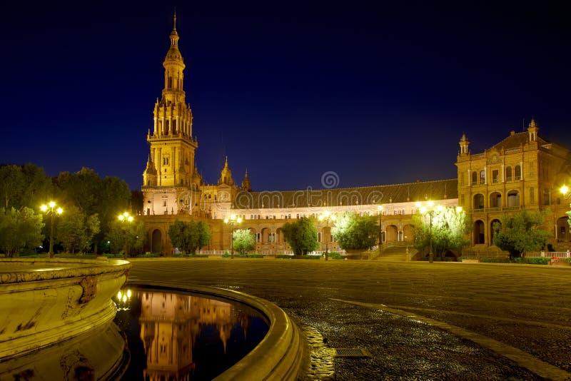Plaza de Espana imagens de stock royalty free