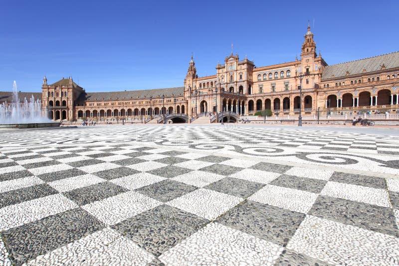 Sevilla fotografía de archivo
