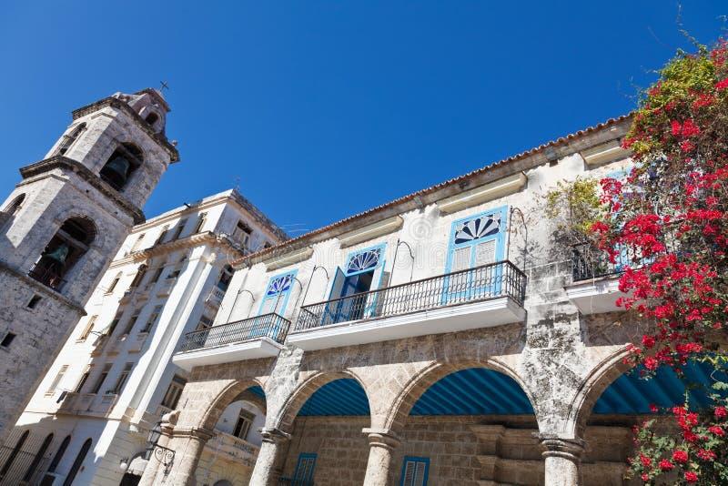 Plaza de la Catedral foto de stock