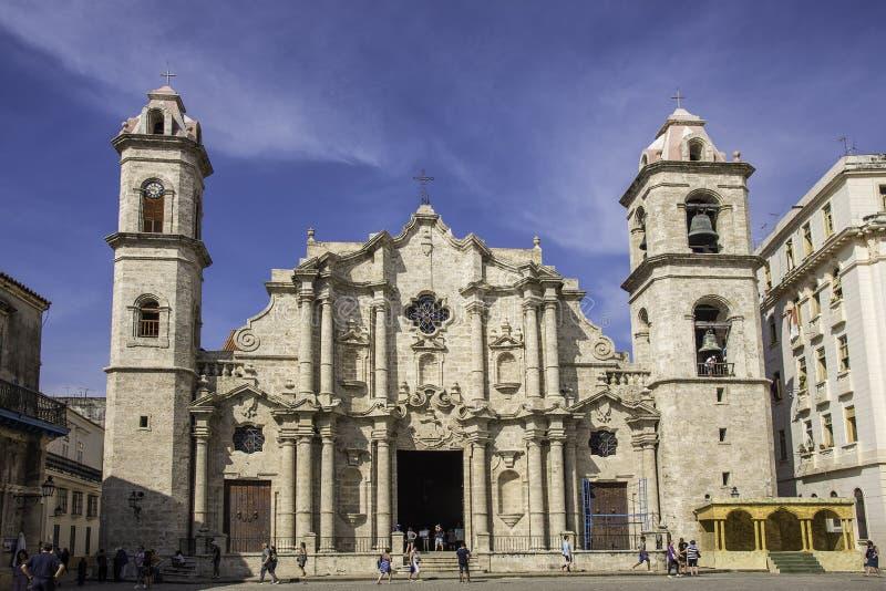 Plaza de la Catedral lizenzfreies stockbild