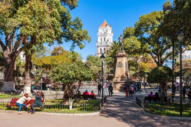 Plaza de Mayo imágenes de archivo libres de regalías