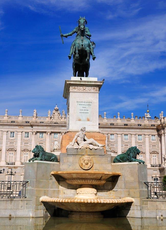 Free Plaza De Oriente, Madrid, Spain Stock Photos - 29859443