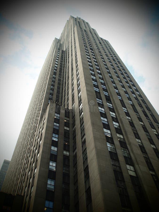 Plaza de Rockefeller fotografía de archivo libre de regalías