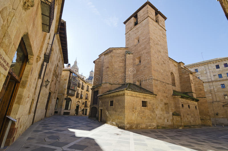 Download Plaza De San Benito. Salamanca Stock Images - Image: 29109464