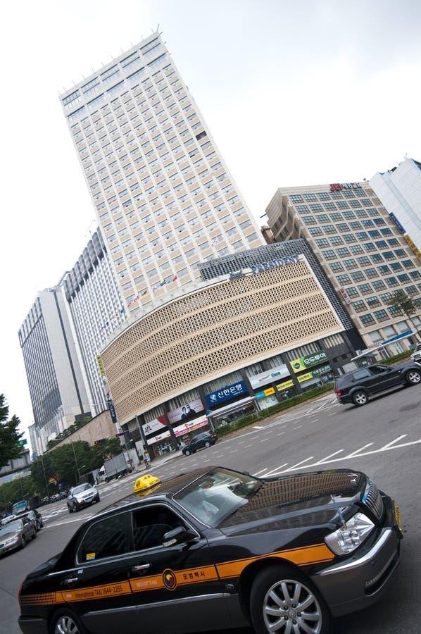 Plaza de Seul imagen de archivo