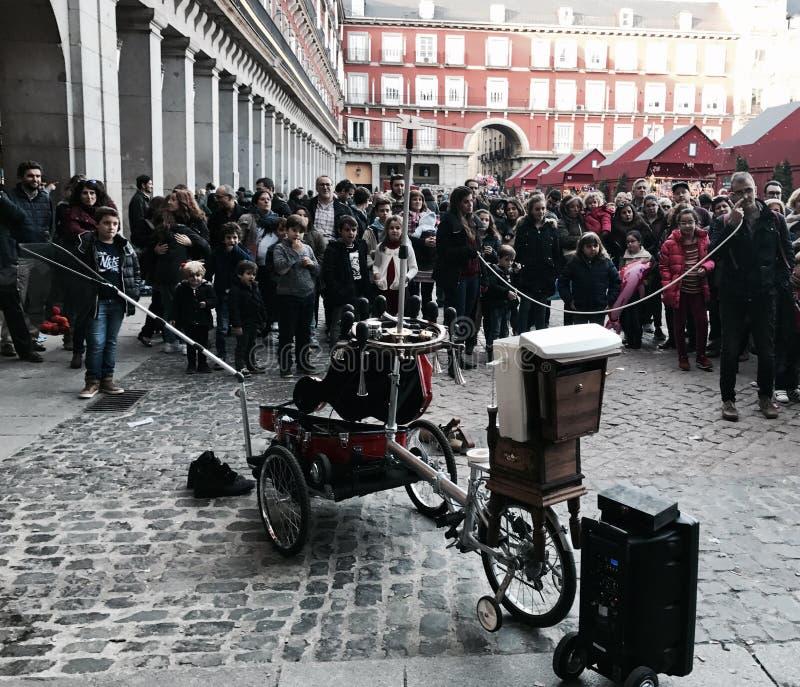 Plaza de sol στοκ εικόνα