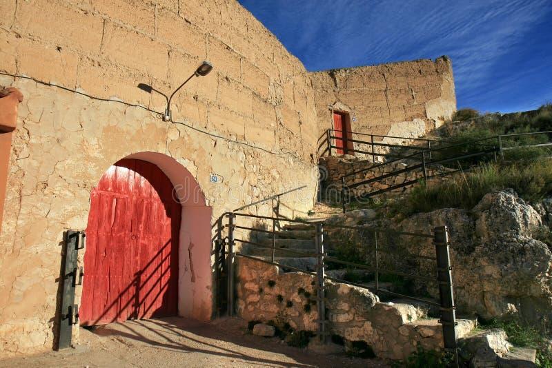 Download Plaza De Toros Of Alcala Del Jucar, Spain Stock Photo - Image: 24599640
