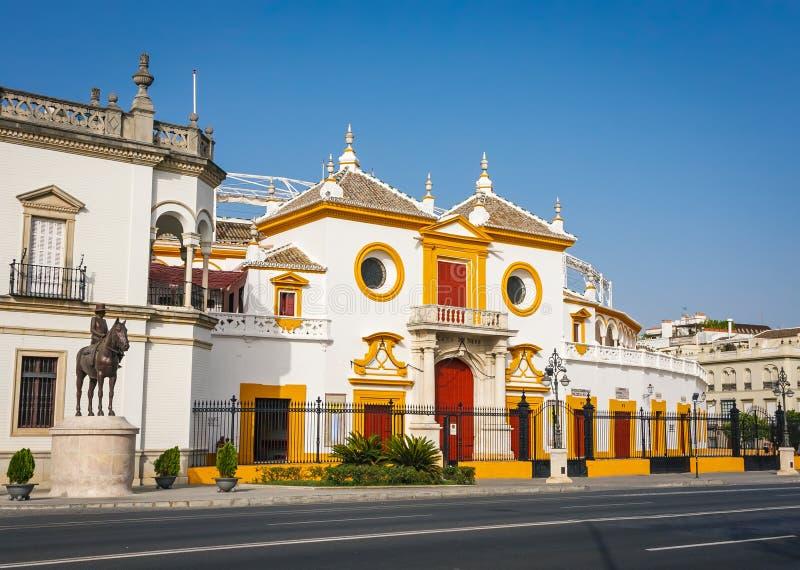 Download Plaza De Toros (arena) In Sevilla Stock Photo - Image: 26696240