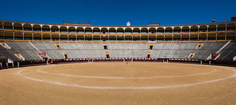 Plaza de Toros de Las Ventas - Madri fotos de stock royalty free