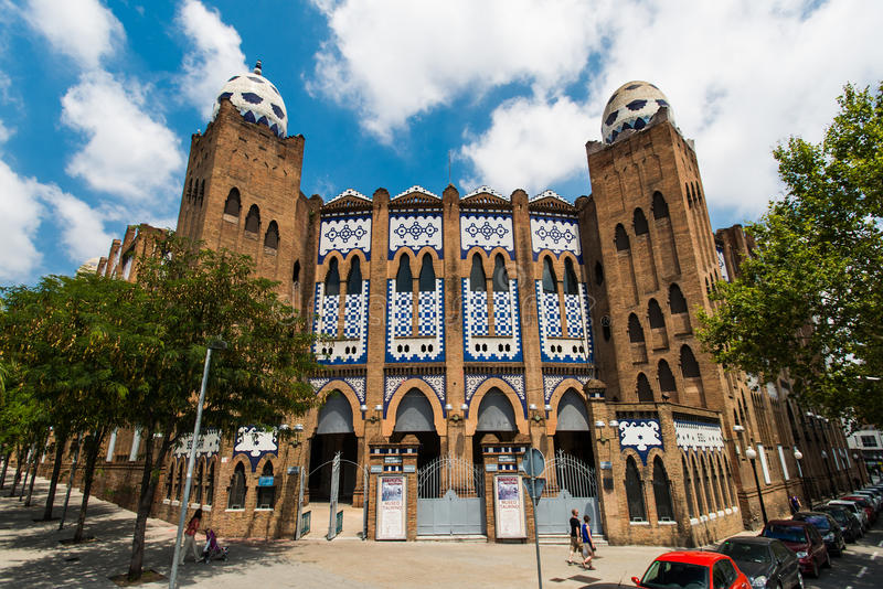 Download Plaza De Toros Monumental De Barcelona Editorial Photo - Image: 26461431