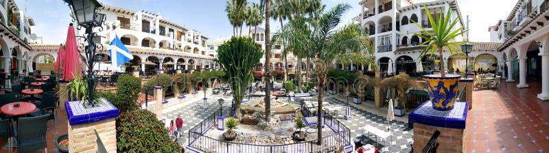 Plaza de Villamartin, España imagen de archivo libre de regalías