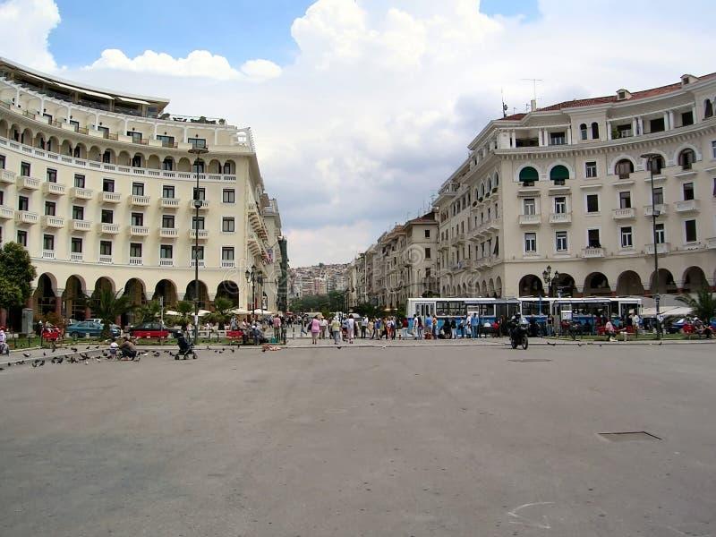 Plaza de ville image stock