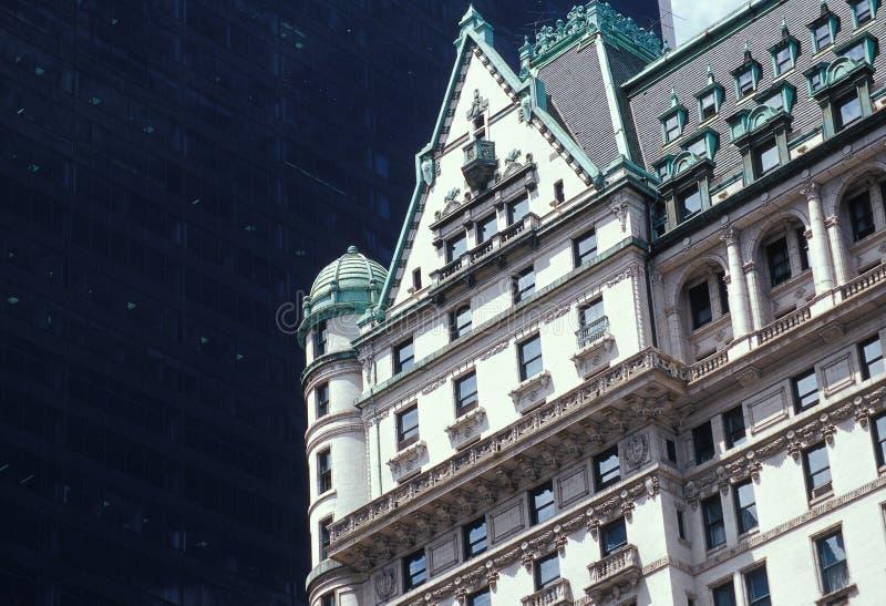 Plaza en Nueva York imagen de archivo libre de regalías