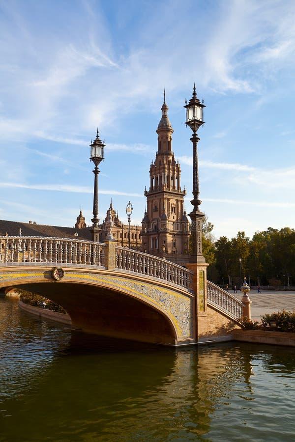 Download Plaza Espana In Sevilla, Spain Royalty Free Stock Photo - Image: 26804905