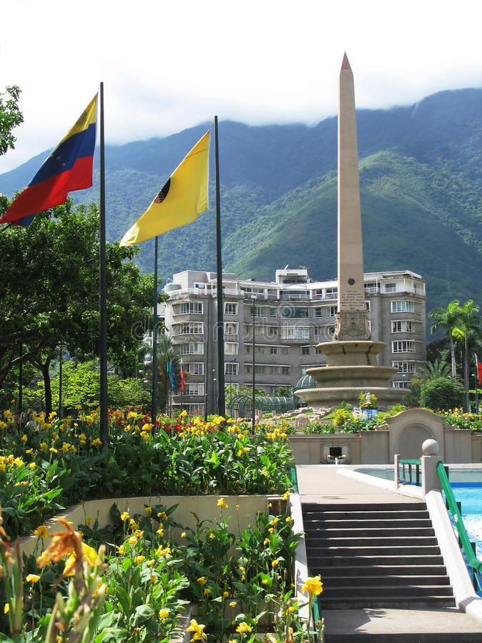Free Plaza Francia In Caracas Stock Images - 12328284