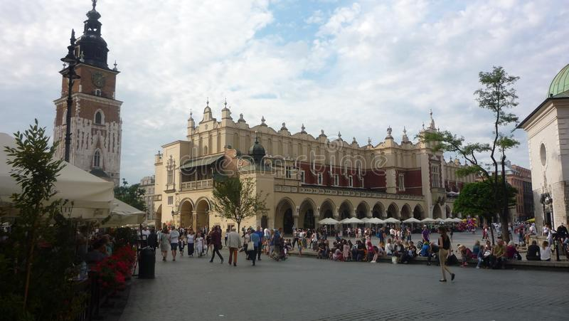 Plaza, Landmark, Town, City royalty free stock image