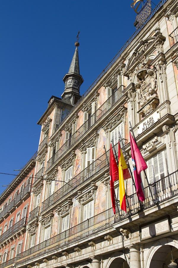 Download Plaza Mayor In Madrid, Spain Stock Image - Image: 28574097
