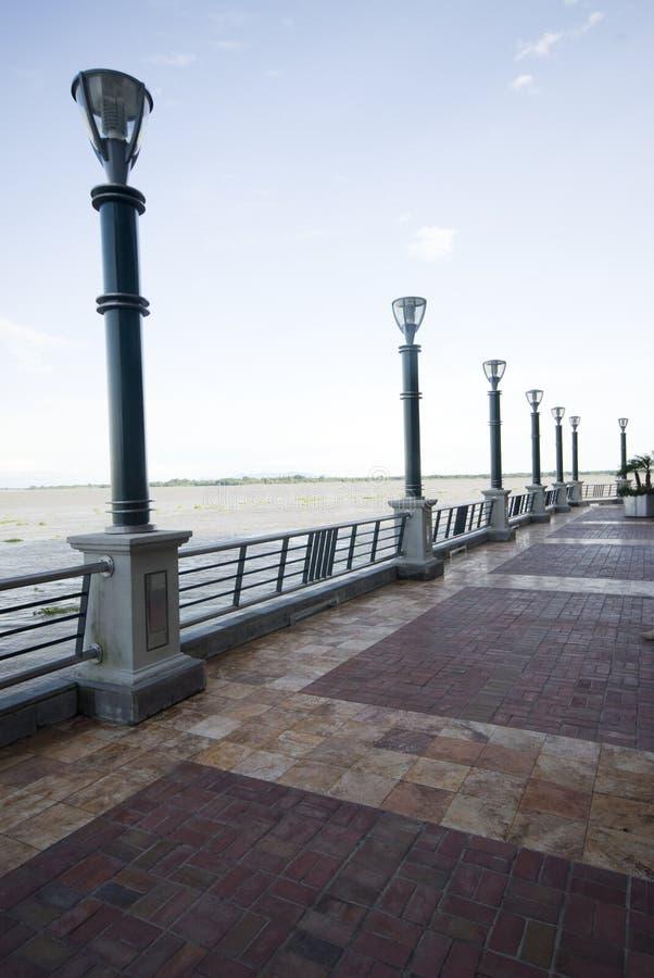 Free Plaza Puerto Santana Guayaquil Ecuador Stock Photo - 4841270