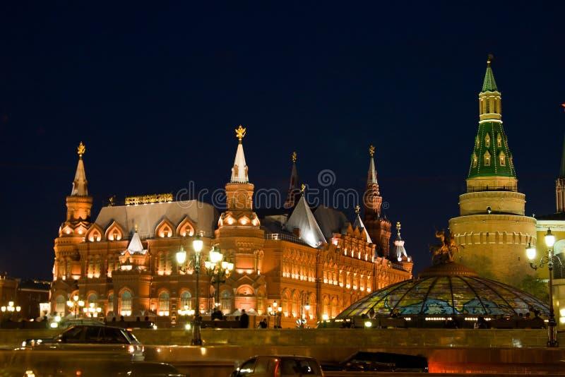 Plaza Roja en Moscú foto de archivo libre de regalías