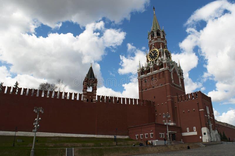 Plaza Roja, Moscú, ciudad federal rusa, Federación Rusa, Rusia imagenes de archivo