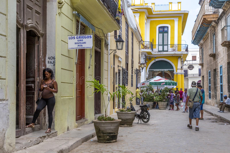 Plaza Vieja #14 στοκ φωτογραφίες με δικαίωμα ελεύθερης χρήσης