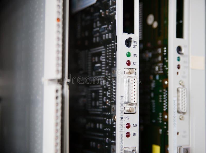 PLC stock afbeeldingen