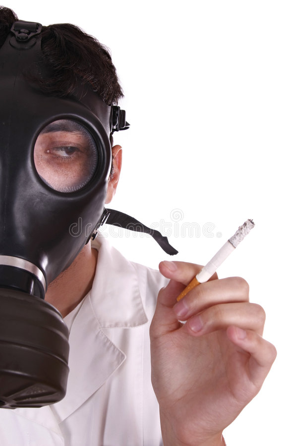 Download Please dont smoke stock image. Image of ecology, chemical - 8666313