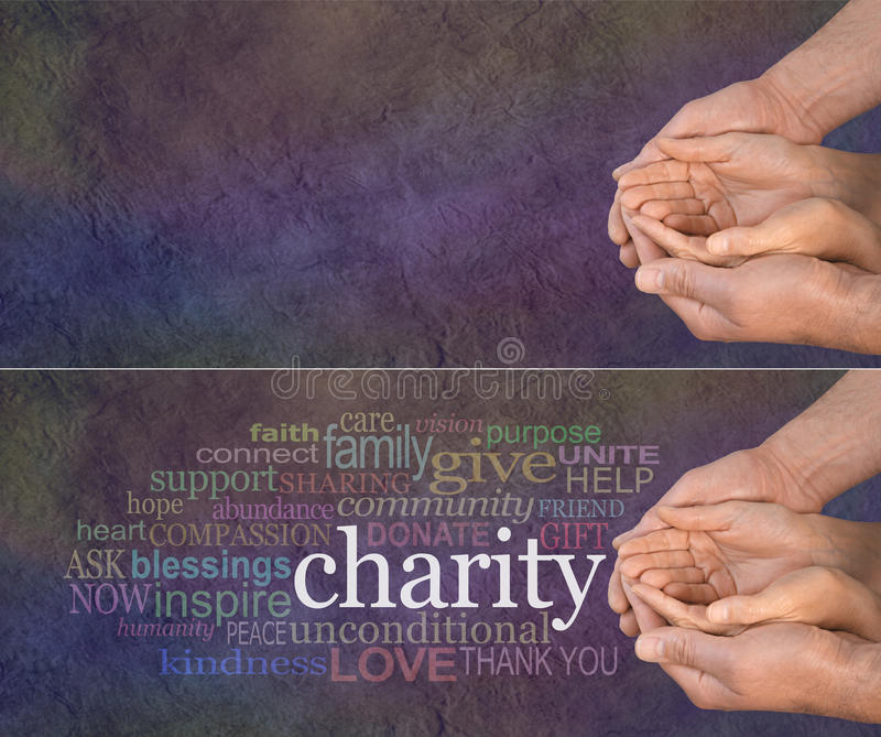 Please Help our Charity stock photography