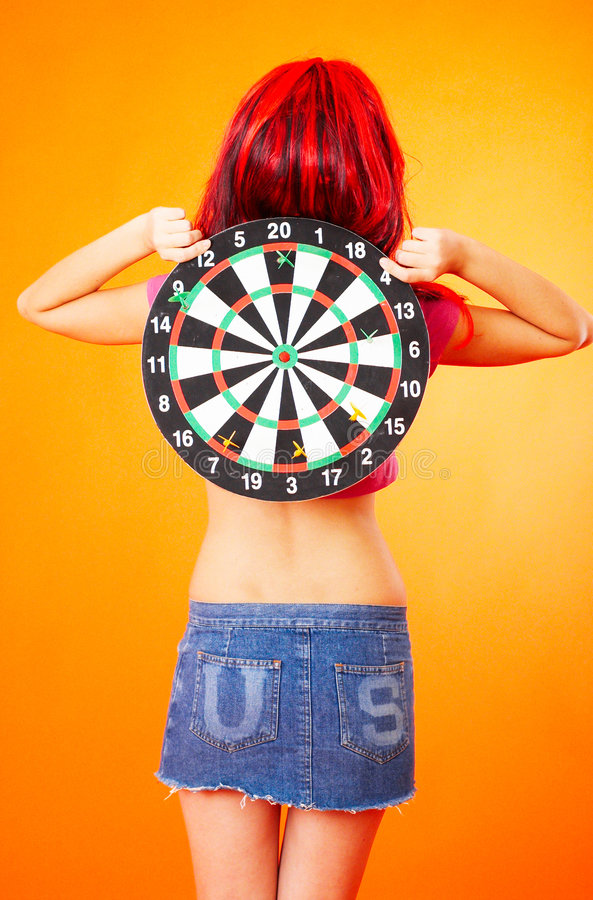 Download Please Hit The Target! Stock Images - Image: 1445064