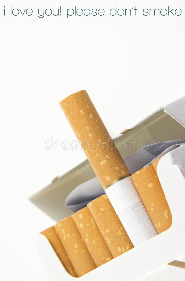 Download Please stock photo. Image of quit, package, smoke, care - 39179682