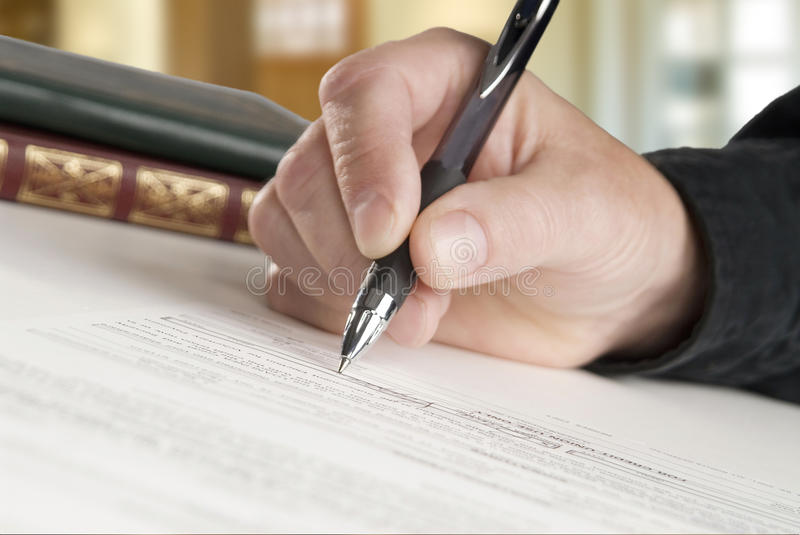 Please sign here stock images
