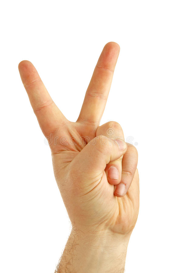Download Pleased hand gesture stock image. Image of side, expression - 14290029