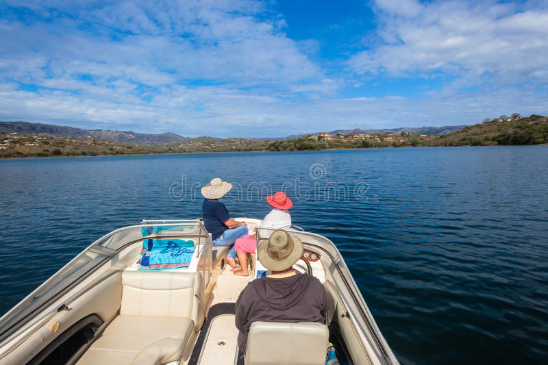 Download Pleasure Boat Cruise Waters Stock Photo - Image: 34117408