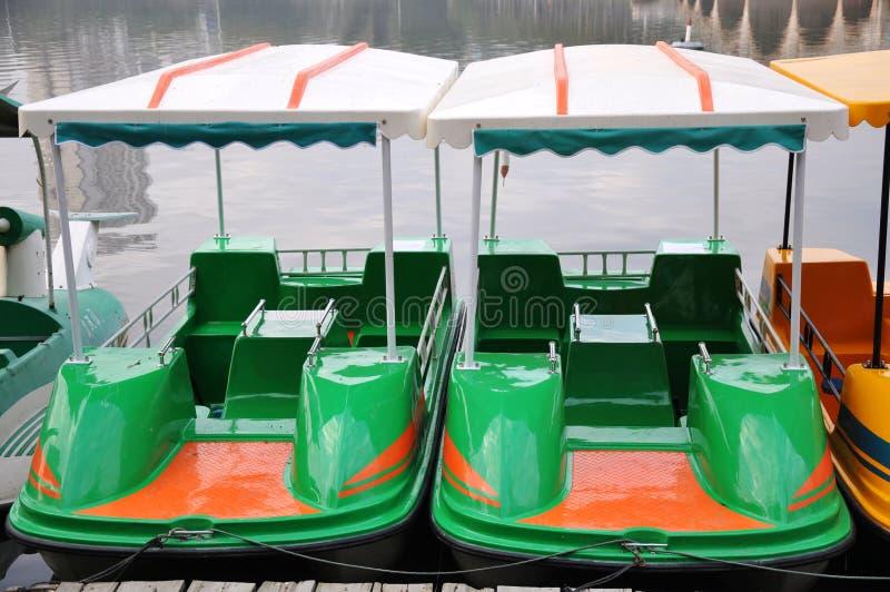 Pleasure Boats Stock Photos