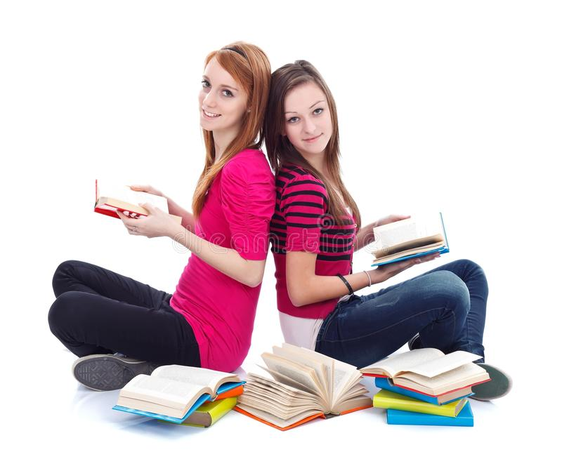 Download The pleasure of reading stock photo. Image of adult, literature - 22367320