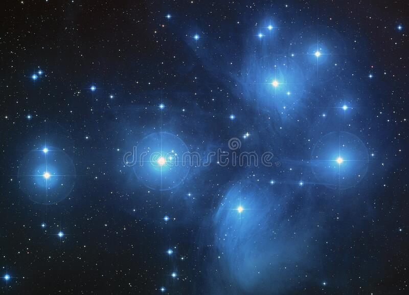 Pleiadesconstellatie