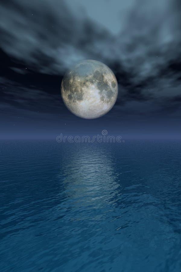 Plein-lune images libres de droits